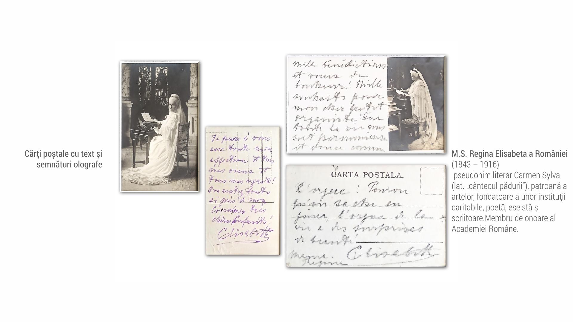 1806 MS Elisabeta - scrisoare