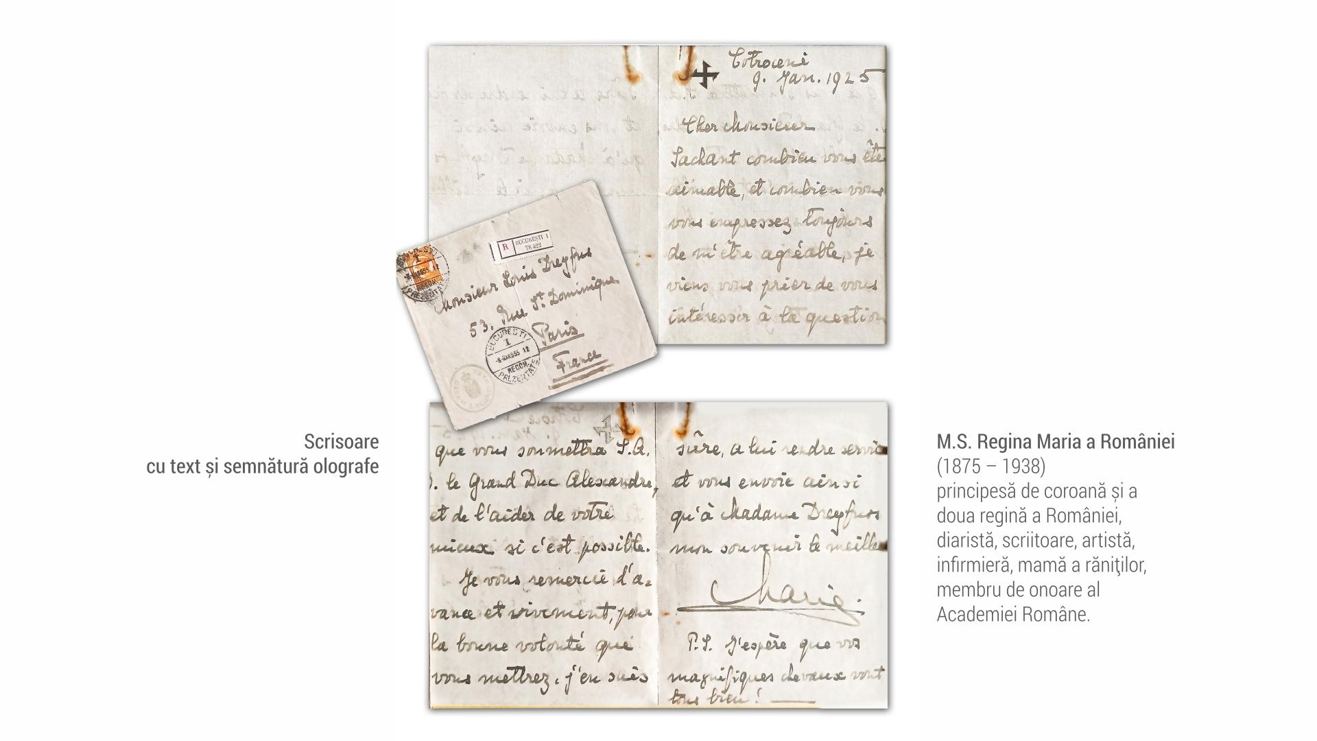 1807 MS Maria - scrisoare
