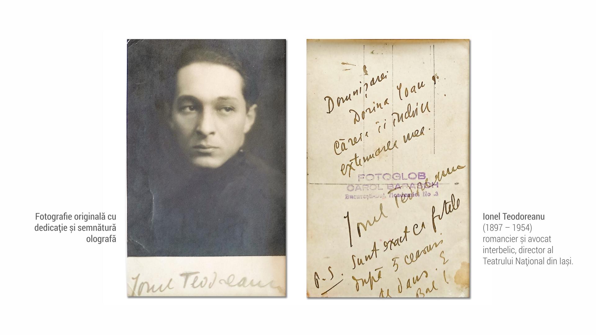 1897 Ionel Teodoreanu - foto
